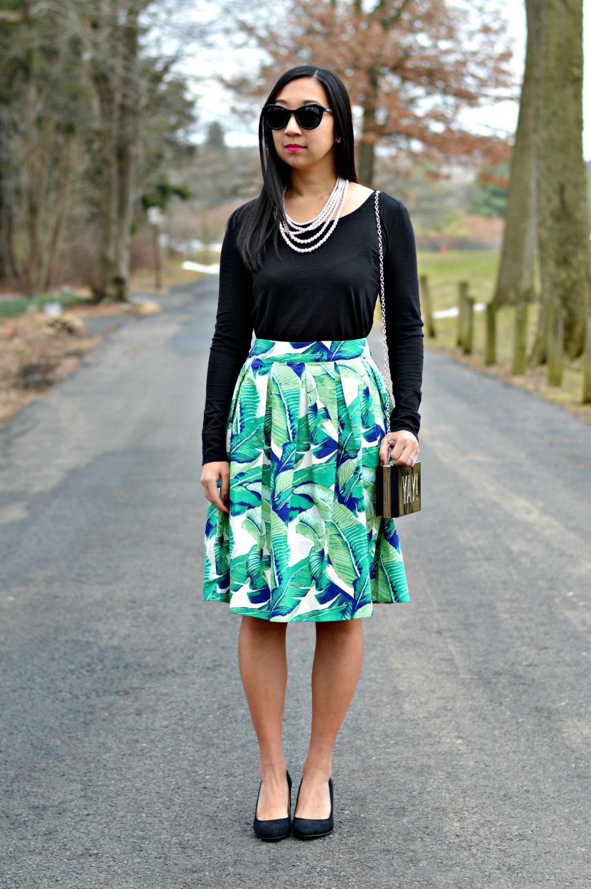 palm skirt 2